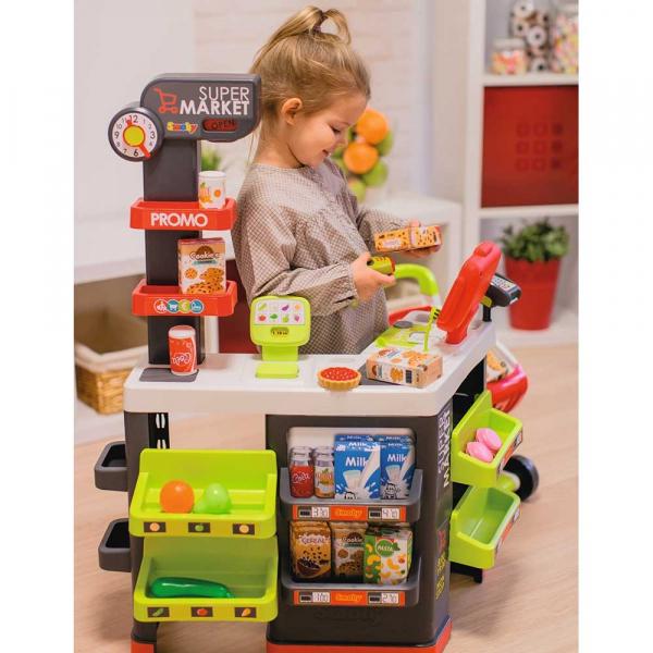 Magazin pentru copii Smoby Super Market cu accesorii [12]