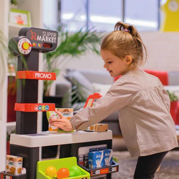 Magazin pentru copii Smoby Super Market cu accesorii [11]