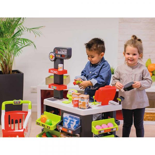 Magazin pentru copii Smoby Super Market cu accesorii [13]