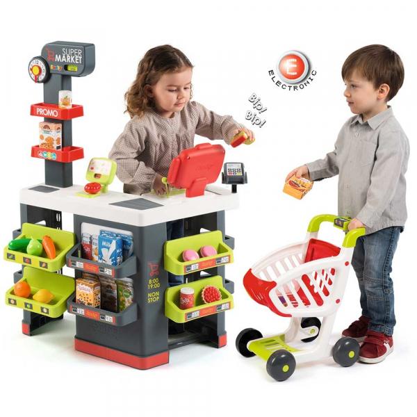 Magazin pentru copii Smoby Super Market cu accesorii [6]