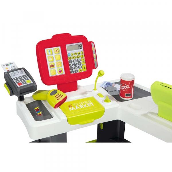 Magazin pentru copii Smoby Super Market cu accesorii [3]