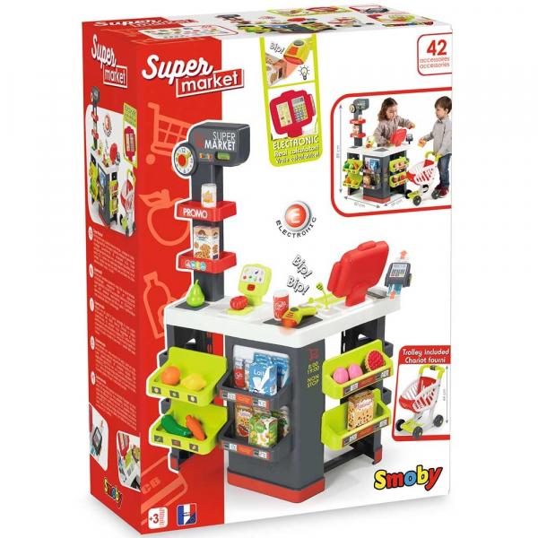 Magazin pentru copii Smoby Super Market cu accesorii [14]
