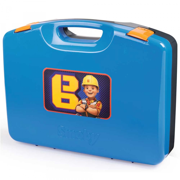 Masa de lucru pliabila Smoby Bob Constructorul 1