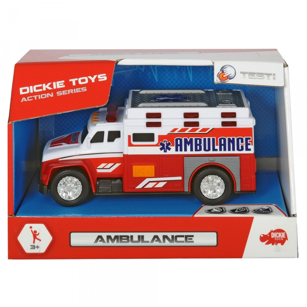 Masina ambulanta Dickie Toys Ambulance FO [4]
