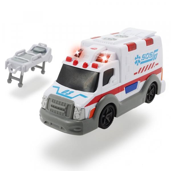 Masina ambulanta Dickie Toys Ambulance SOS 03 [1]