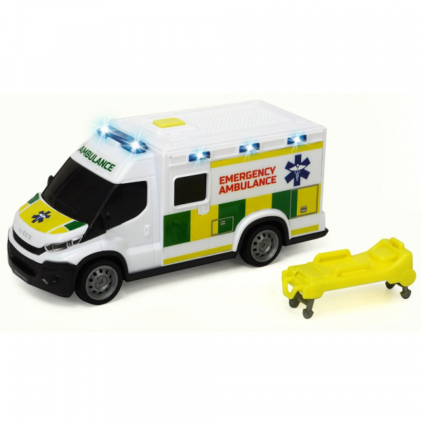 Masina ambulanta Dickie Toys Iveco Daily Ambulance 0