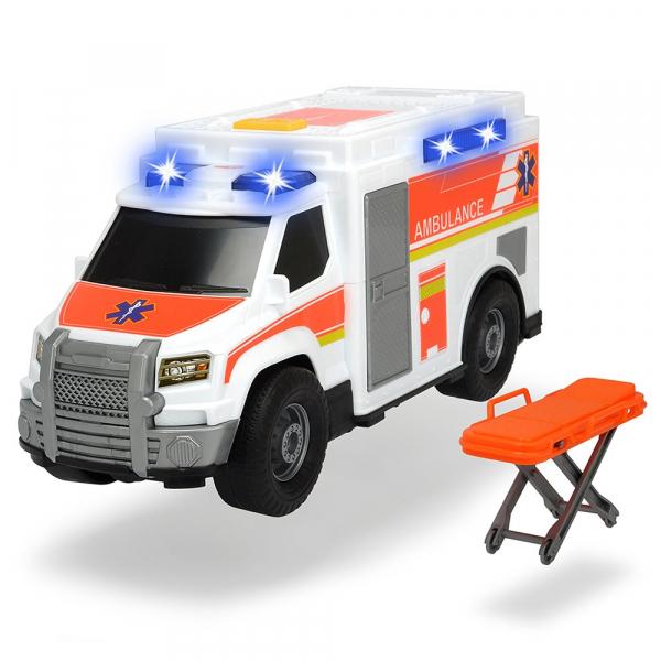 Masina ambulanta Dickie Toys Medical Responder cu accesorii 1