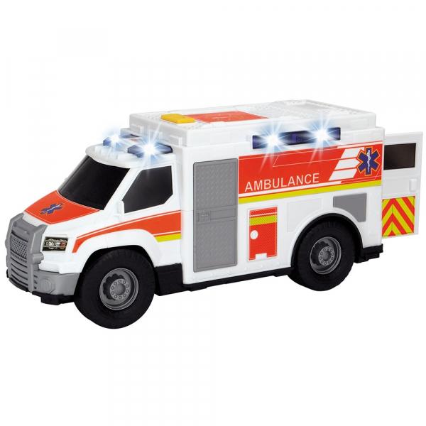Masina ambulanta Dickie Toys Medical Responder cu accesorii 3