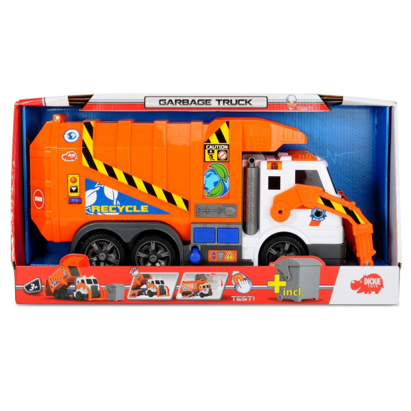 Masina de gunoi Dickie Toys Garbage Truck [6]