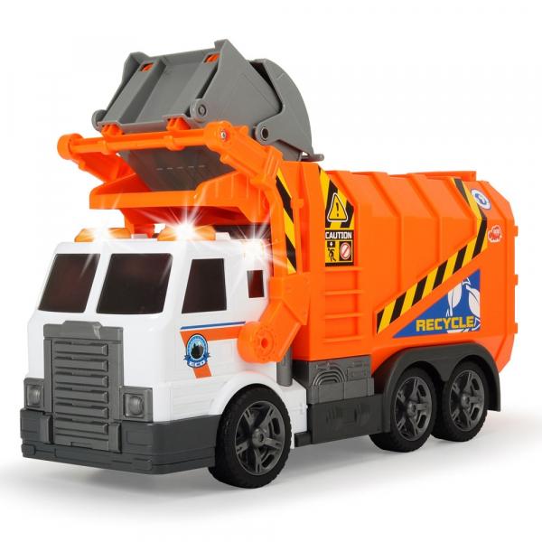 Masina de gunoi Dickie Toys Garbage Truck [0]