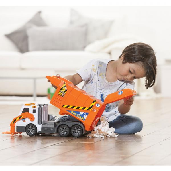 Masina de gunoi Dickie Toys Garbage Truck [5]