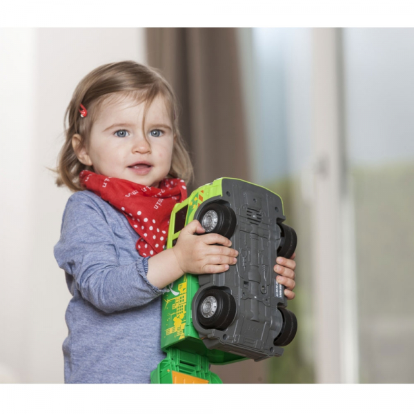 Masina de gunoi Dickie Toys Happy Scania [2]