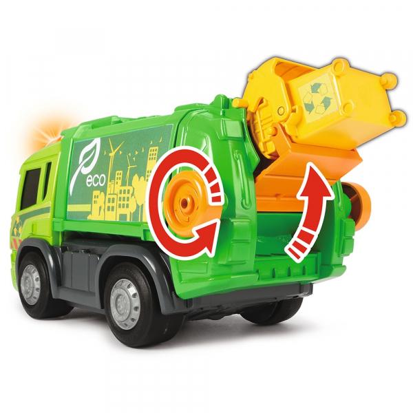 Masina de gunoi Dickie Toys Happy Scania Truck 5