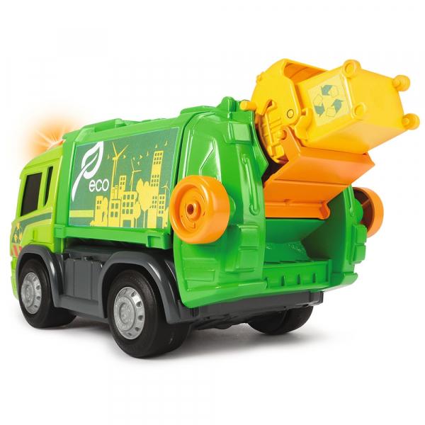 Masina de gunoi Dickie Toys Happy Scania Truck 2