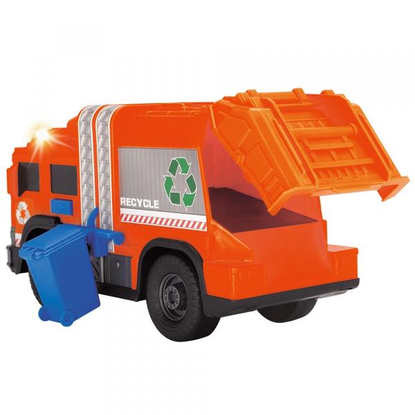 Masina de gunoi Dickie Toys Recycle Truck 3