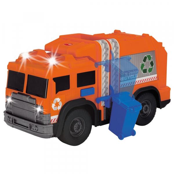 Masina de gunoi Dickie Toys Recycle Truck 4