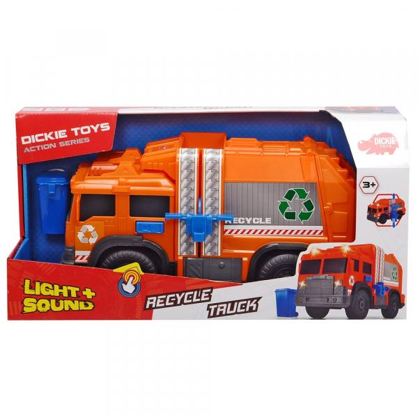 Masina de gunoi Dickie Toys Recycle Truck 5