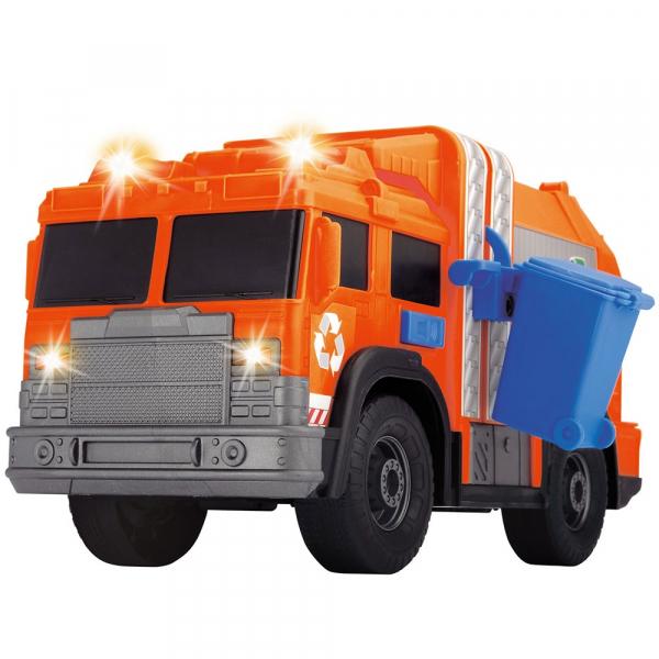 Masina de gunoi Dickie Toys Recycle Truck 0