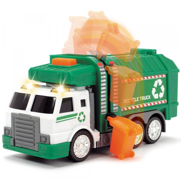 Masina de gunoi Dickie Toys Recycling Truck FO 4
