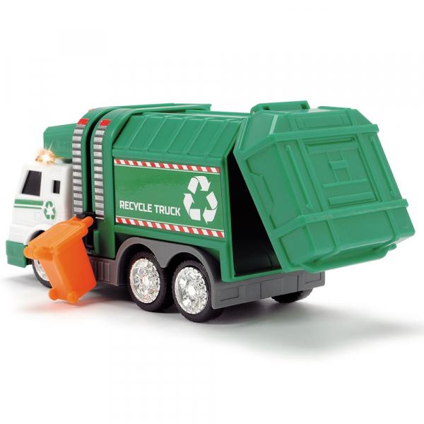 Masina de gunoi Dickie Toys Recycling Truck FO 2