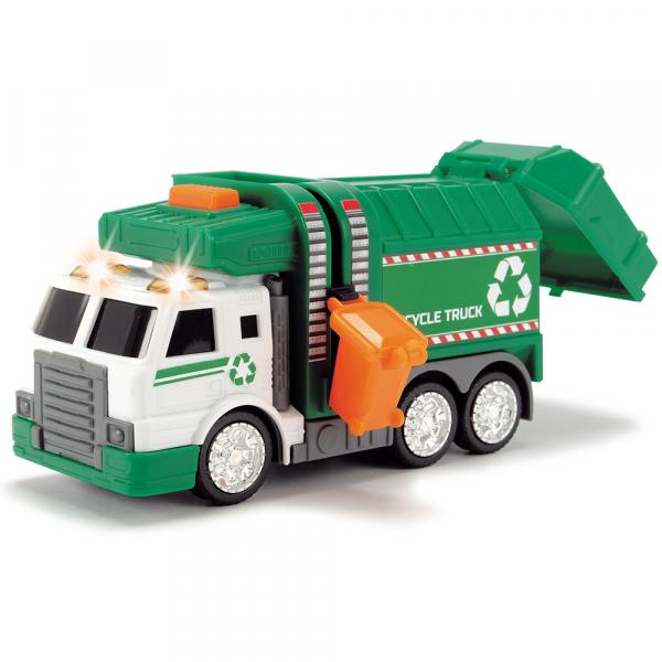 Masina de gunoi Dickie Toys Recycling Truck FO 1