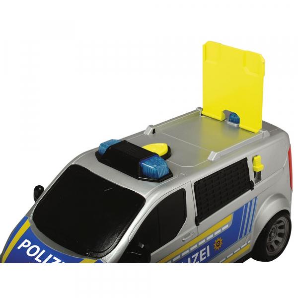 Masina de politie Dickie Toys Ford Transit 3