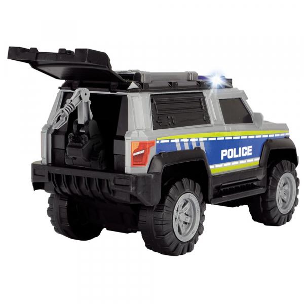 Masina de politie Dickie Toys Police SUV cu accesorii 3