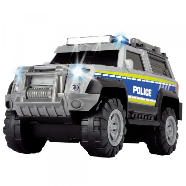 Masina de politie Dickie Toys Police SUV cu accesorii 2
