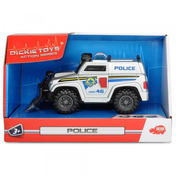 Masina de politie Dickie Toys Police Unit 46 [3]