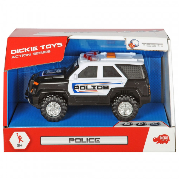 Masina de politie Dickie Toys Swat FO [5]