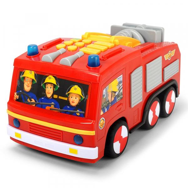 Masina de pompieri Dickie Toys Fireman Sam Super Tech Jupiter [0]