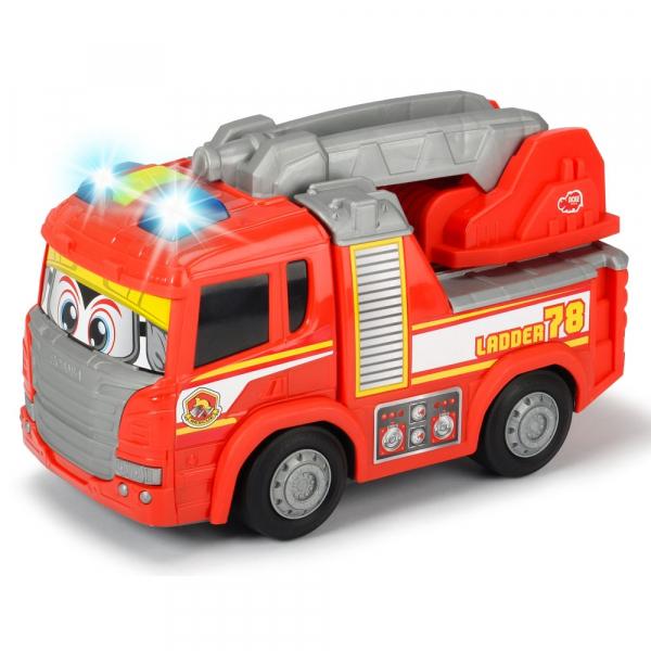 Masina de pompieri Dickie Toys Happy Scania 1