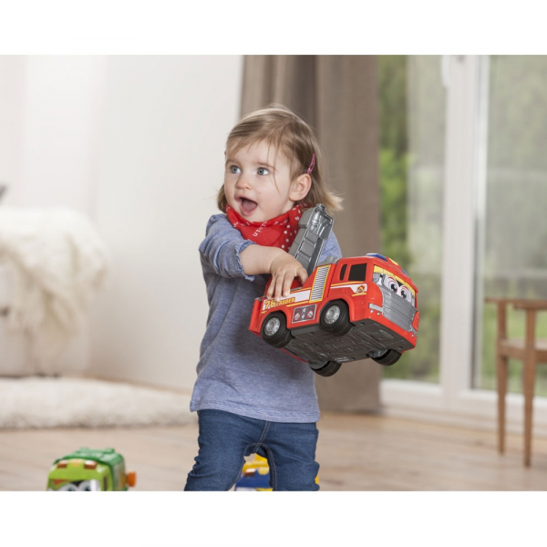 Masina de pompieri Dickie Toys Happy Scania 2