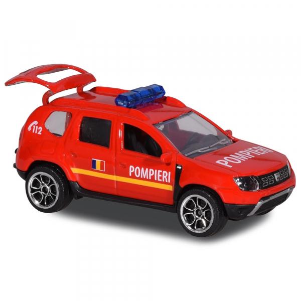 Masina de pompieri Majorette Dacia Duster [0]