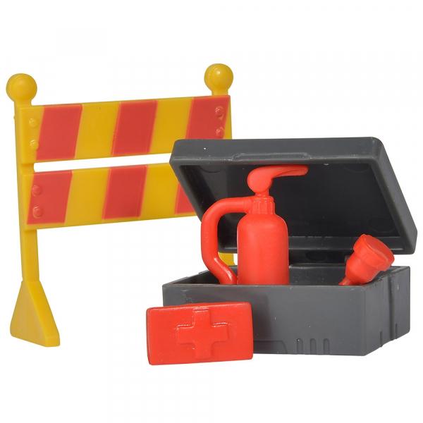 Masina de pompieri Simba Fireman Sam Venus cu figurina si accesorii [6]