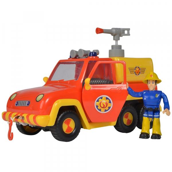 Masina de pompieri Simba Fireman Sam Venus cu figurina si accesorii [1]