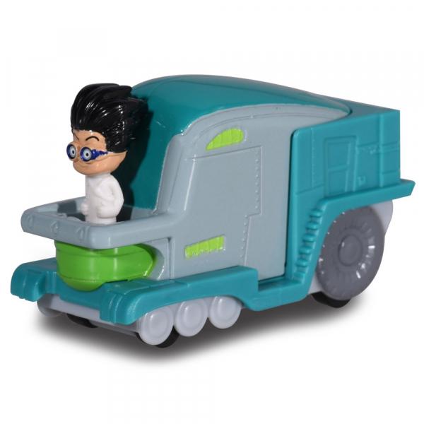 Masina Dickie Toys Eroi in Pijama Romeo's Lab cu figurina 1