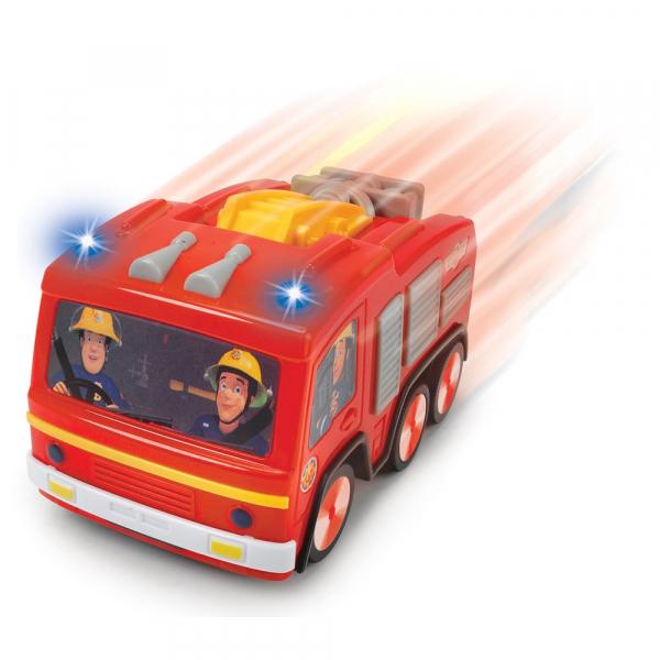 Masina Dickie Toys Fireman Sam Jupiter cu telecomanda 2