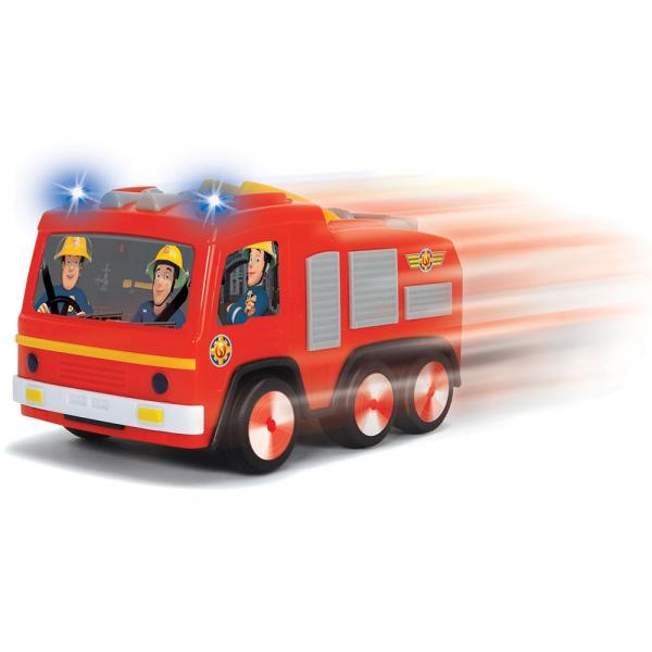 Masina Dickie Toys Fireman Sam Jupiter cu telecomanda 1