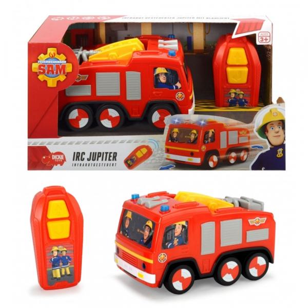Masina Dickie Toys Fireman Sam Jupiter cu telecomanda 4
