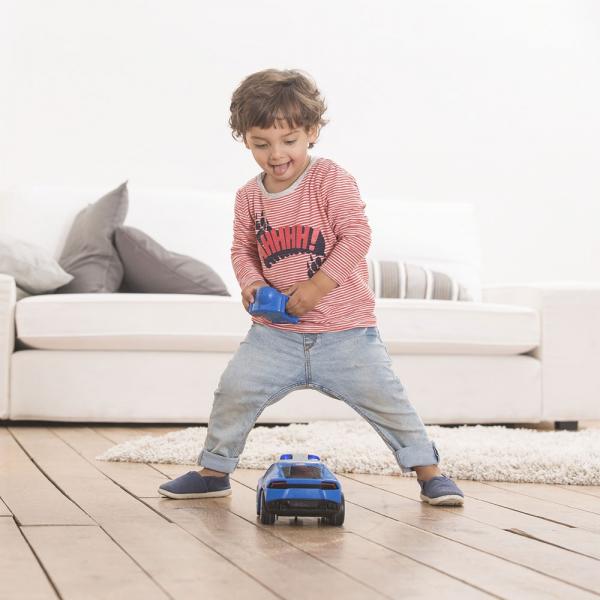 Masina Dickie Toys Happy Police Lamborghini Huracan cu telecomanda 6
