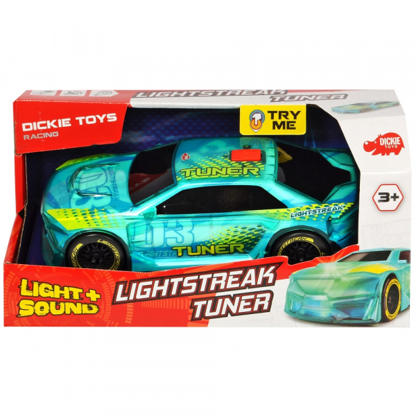 Masina Dickie Toys Lightstreak Tuner [2]
