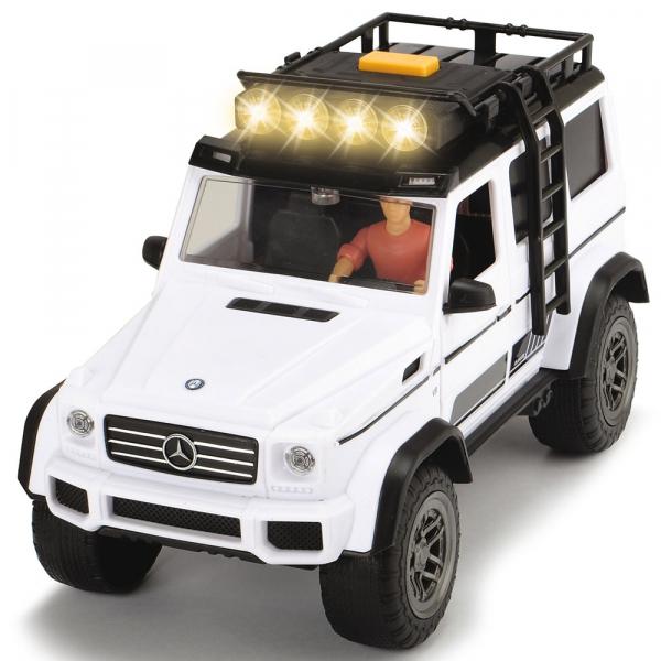 Masina Dickie Toys Playlife Adventure Set cu figurina si accesorii 4