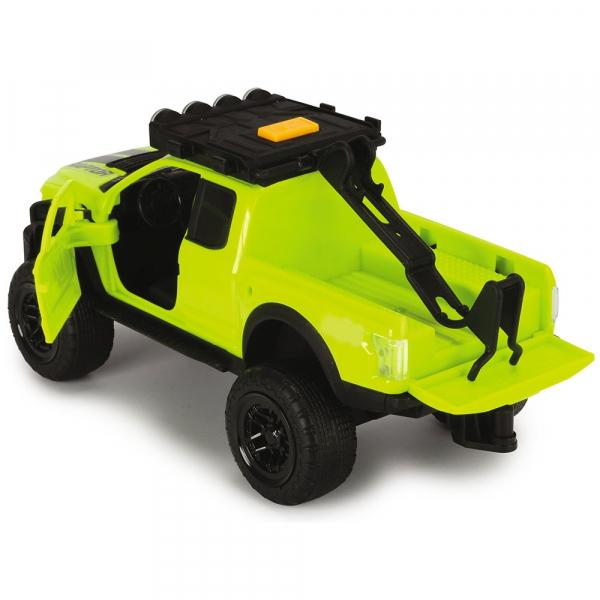 Masina Dickie Toys Playlife Bike Trail Set cu figurina si accesorii [4]