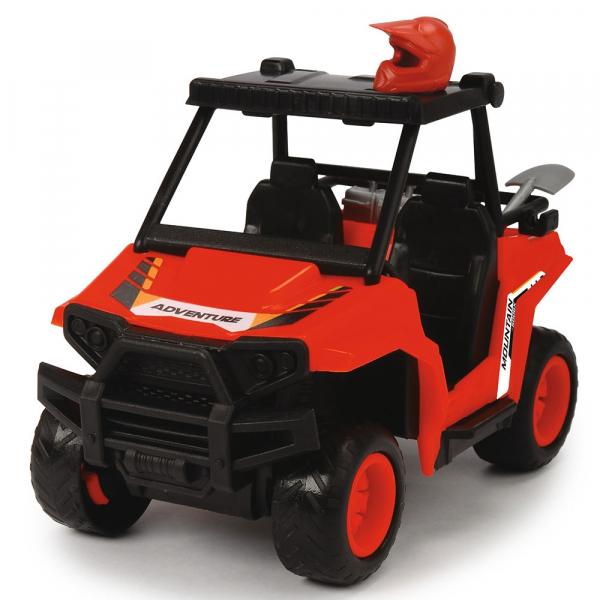 Masina Dickie Toys Playlife Park Ranger cu figurina si accesorii 1