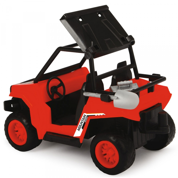 Masina Dickie Toys Playlife Park Ranger cu figurina si accesorii 2