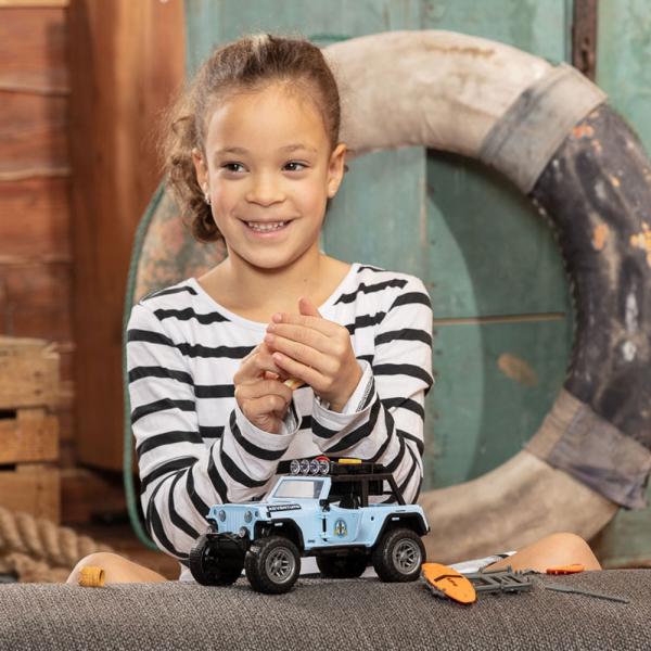 Masina Dickie Toys Playlife Surfer Set cu figurina si accesorii [7]
