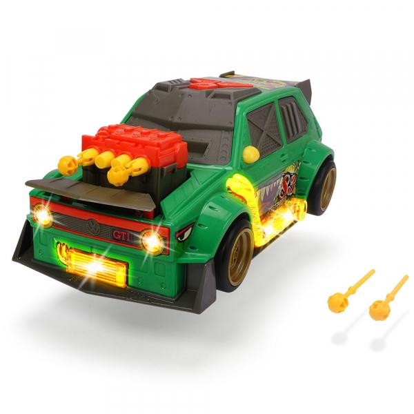 Masina Dickie Toys Volkswagen Golf 1 GTI cu proiectile 0