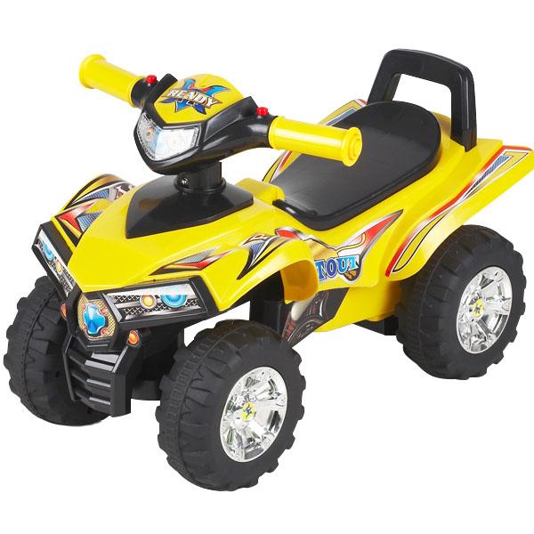 Masinuta Chipolino ATV yellow 0