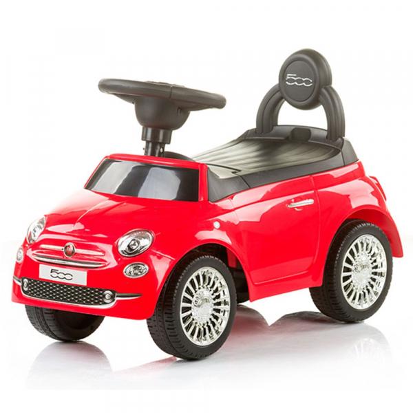 Masinuta Chipolino Fiat 500 red [0]